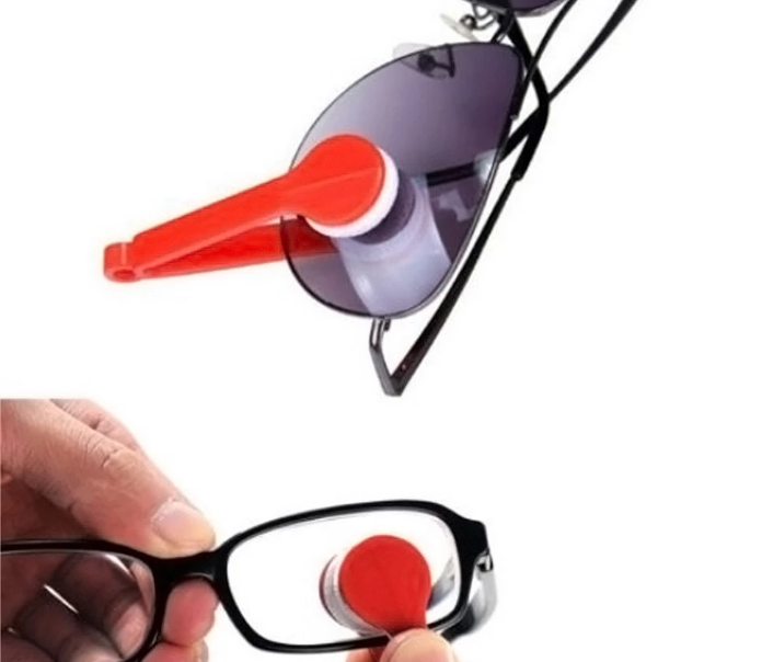 Eye Glass Cleaner multi-function