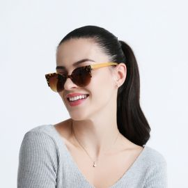 Ladies' Retro Cat-eyes