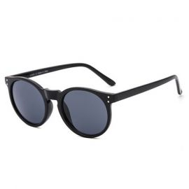 Ladies Round- framed Sunglasses