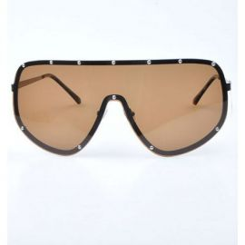 Men's Sunglasses; Brown