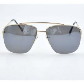 Men's Sunglasses; Rose Gold