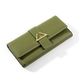 Fashion Wallet/Purse for Women; Green