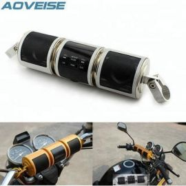 Motorcycle mp3 player