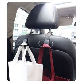 Nylon car headrest hook