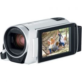 R800 White HD Camcorder