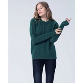 Ladies Knit Pullover