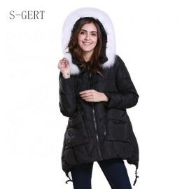 Womens Parka Jacket