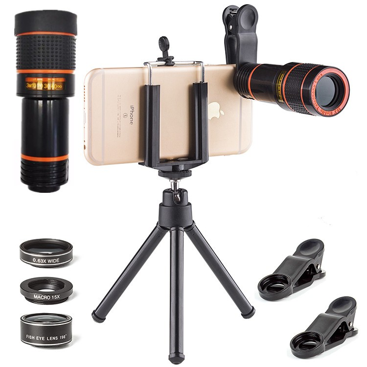 Lense Kits and Setting
