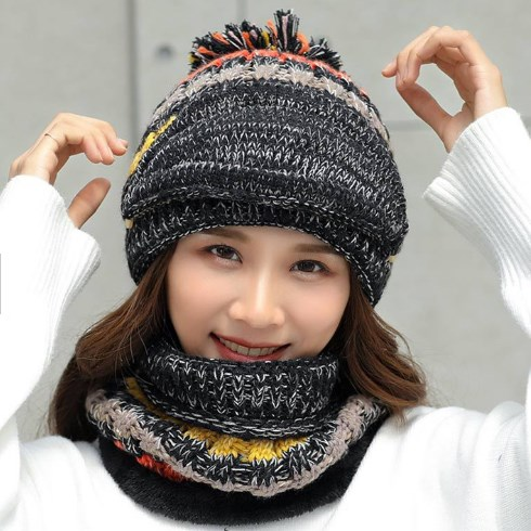 Knitwear Hard winter wind protect